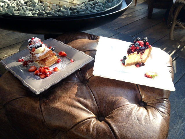 Foodgasm of the Moment: Italian Cheesecake