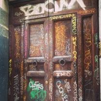 A story behind every door in Trastevere.
